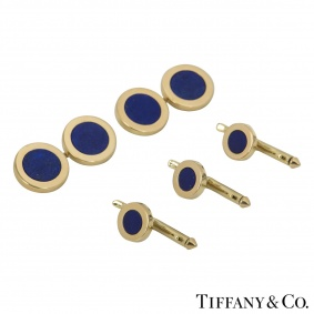 Tiffany & Co. Lapis Lazuli Dress Set